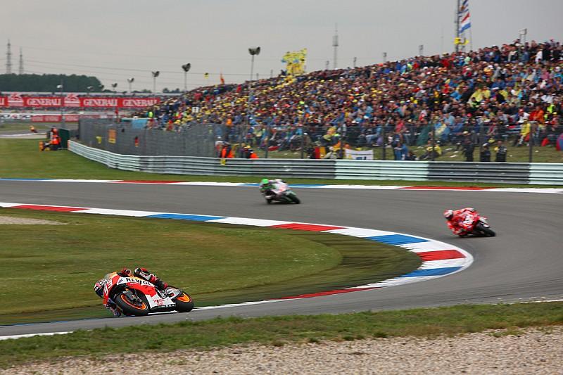 MotoGP - Le TT Assen a désormais son Tunnel des Champions