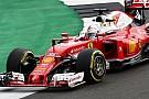 ベッテル「フェラーリはただ十分に速くなかっただけ」