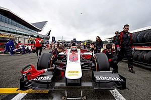 GP2 レースレポート GP2シルバーストン:松下、ミスで第2レース表彰台を逃す