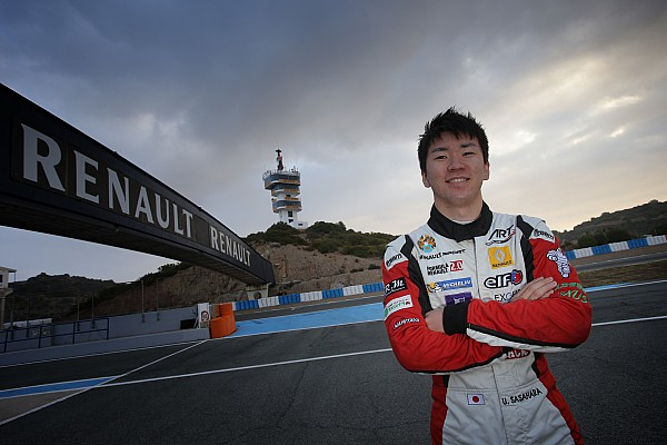 F3 Europe Breaking news Sasahara secures T-Sport drive for Spa, Imola