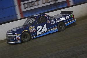 NASCAR Truck Rennbericht Kyle Larson triumphiert bei Truck-Spektakel auf Eldora-Dirt-Track