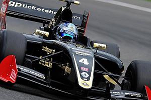Формула V8 3.5 Отчет о гонке Ниссани впервые в карьере выиграл гонку Формулы V8 3.5