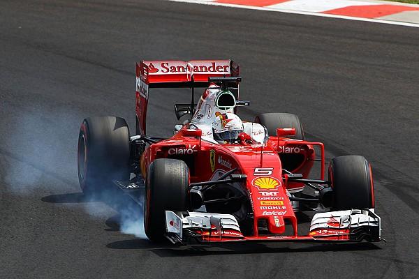 Formula 1 Commento La Ferrari si aggrappa ancora una volta alla sfortuna