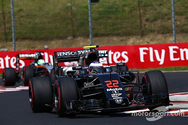 Jenson Button: Problem mit der Bremse war Sicherheitsrisiko