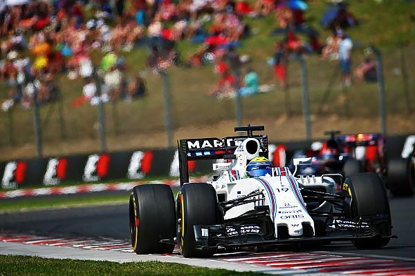 Fórmula 1 Últimas notícias Problema na direção faz Massa ter corrida
