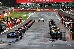 Формула 1 Новость Команды обсудят старты с места на мокрой трассе