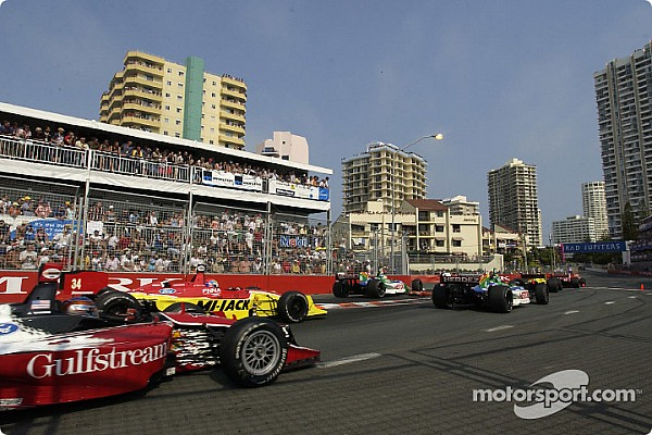 IndyCar IndyCar wants Surfers Paradise but in February, says Miles