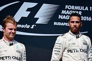 Формула 1 Новость Алонсо пожелал Росбергу удачи в борьбе с