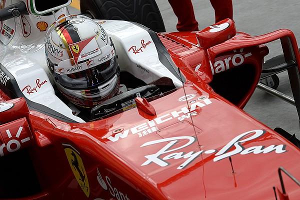 Formule 1 Actualités Vettel - Marchionne sait de quoi il parle