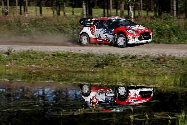 WRC Résumé de spéciale ES16 - Deux DS3 sur le podium provisoire à mi-étape