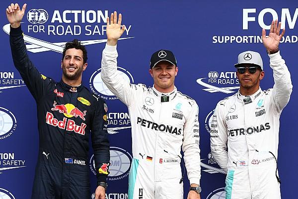 Formule 1 Résultats La grille de départ du Grand Prix d'Allemagne
