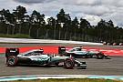 Formel 1 in Hockenheim: Die Startaufstellung in Bildern