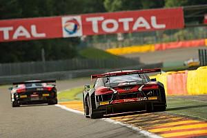 Blancpain Endurance Raceverslag Uur 2: Vanthoor en WRT Audi aan de leiding