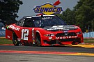 NASCAR Xfinity Crash, Explosion und Logano-Sieg bei Xfinity-Rennen in Watkins Glen
