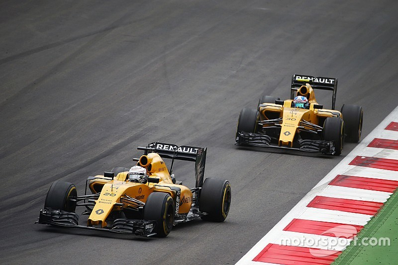 Renault auch 2017 mit Kevin Magnussen und Jolyon Palmer?