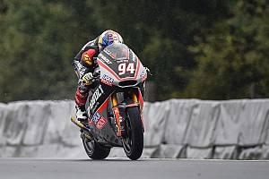 Moto2 Rennbericht Jonas Folger feiert Moto2-Sieg von Brno