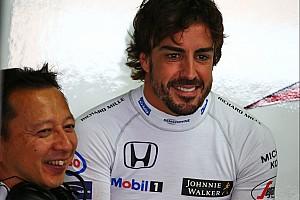 """Alonso crê que Honda foi da """"noite para o dia"""" em 2016"""