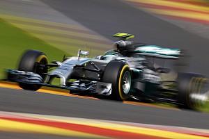 Формула 1 Новость Mercedes протестирует Halo в Бельгии