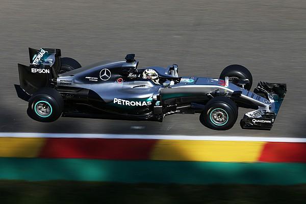 Formule 1 Actualités 15 places de pénalité supplémentaires pour Hamilton