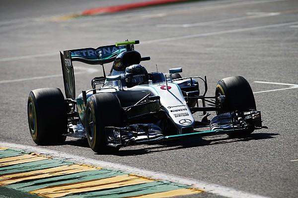 Formule 1 Résumé de qualifications Qualifs - Rosberg en pole, Verstappen tient Räikkönen en respect