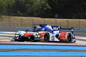 ELMS Reporte de calificación Guillermo Rojas Jr. sale desde la tercera posición en Francia
