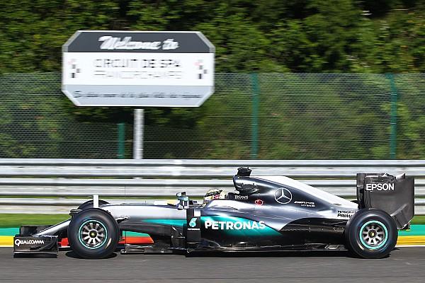 Формула 1 Комментарий Хэмилтон назвал Спа