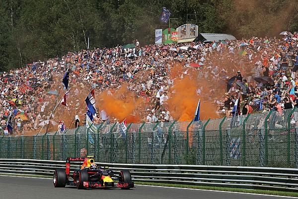 Fórmula 1 Últimas notícias Casa cheia por Verstappen e pole de Rosberg; o sábado em Spa