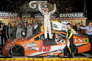 NASCAR Sprint Cup Preview Edwards looking to join elite group with another Southern 500 win