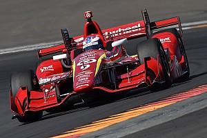 IndyCar Relato da corrida Dixon comanda corrida em Glen; Pagenaud fica próximo do título