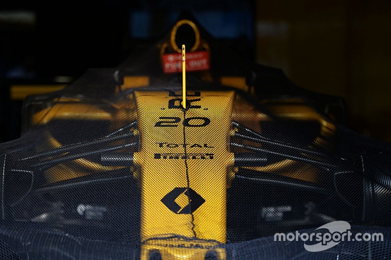 雷诺计划重启马格努森的斯帕比赛引擎