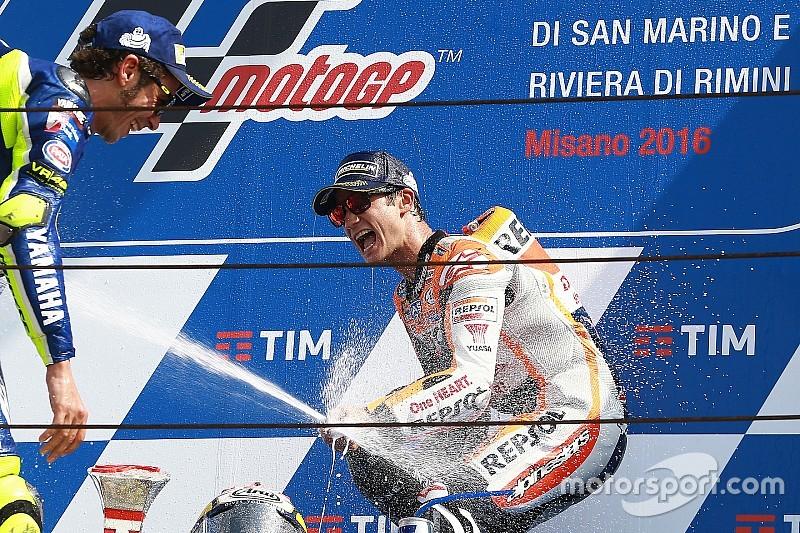 Dani Pedrosa nach erstem MotoGP-Saisonsieg: