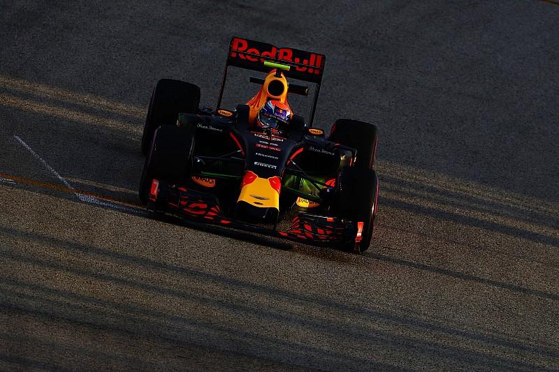 新加坡大奖赛FP1:红牛表现强势,维斯塔潘高居榜首