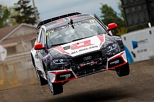 World Rallycross Breaking news Rustad to compete with Munnich in Germany WRX