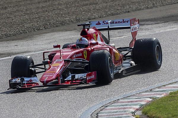 Formule 1 Analyse Comment Vettel essaie de tirer un avantage des tests Pirelli 2017