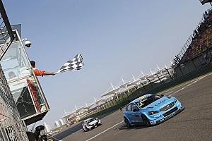 WTCC Reporte de la carrera Una jornada histórica para Volvo en el WTCC