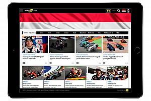Motorsport.com Endonezya edisyonu ile açılımını sürdürüyor