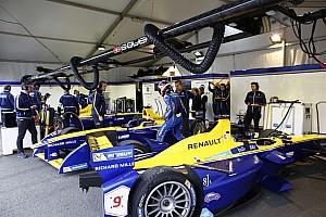 Formula E BRÉKING A McLaren fejleszti a Formula E új akkumulátorait