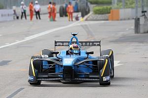 Fórmula E Relato da corrida Na estratégia, Buemi vence em Hong Kong; di Grassi é 2º