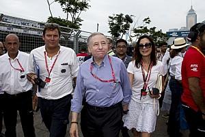 Formula E BRÉKING Kiakadt az FIA elnöke Hong Kongban: legyünk pozitívak a Formula E-vel kapcsolatban!