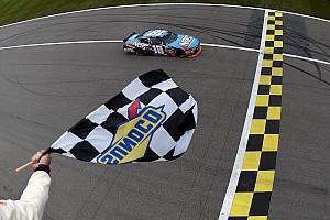 NASCAR XFINITY Reporte de la carrera Daniel Suárez logra un tercero en Kansas