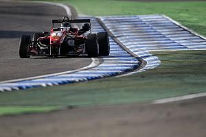 F3 Europe Relato da corrida Stroll faz hat-trick no final da F3 europeia em Hockenheim