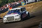 WK Rallycross Tweevoudig DTM-kampioen Ekström claimt eerste WK-titel: