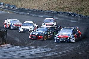 Rallycross-WM News Rallyross-WM stellt vorläufigen Kalender 2017 vor