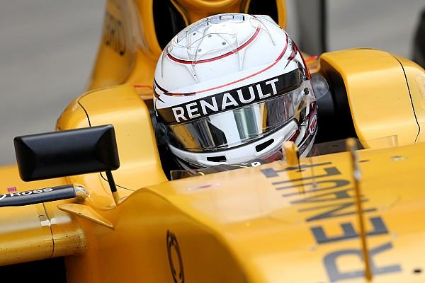 Formule 1 Actualités Magnussen - 2016 est