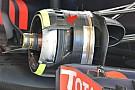 Formel-1-Technik: Neuerungen beim Grand Prix der USA