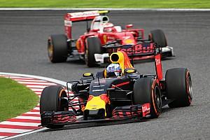 Формула 1 Новость Риккардо ожидает от Ferrari хорошей формы в Остине