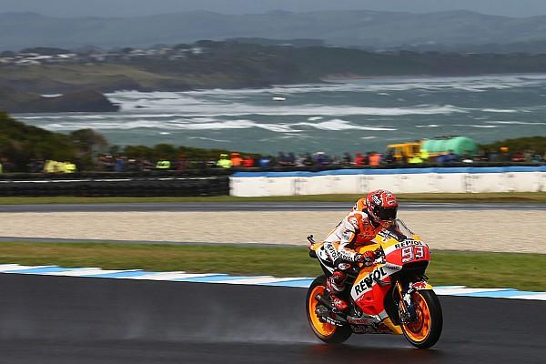 MotoGP Résumé de qualifications Qualifs - Márquez brille, les Yamaha en 2e moitié de grille