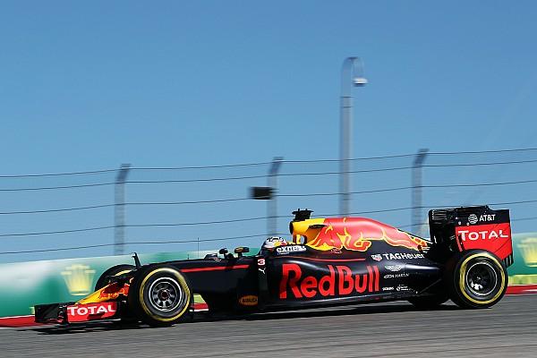 Formule 1 Réactions Troisième, Ricciardo satisfait de prendre le départ en supertendres