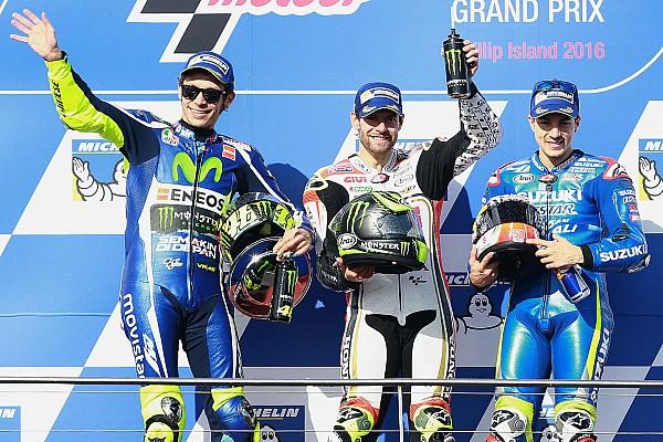 MotoGP Résumé de course Course - Crutchlow imparable, Márquez à la faute