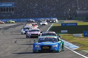 DTM Новость В DTM приступили к тестам новых машин в Ошерслебене